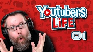 Życie YouTubera (01) Moja droga do sławy