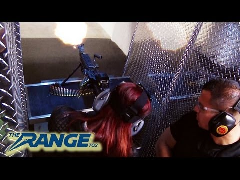 Blowing Some Sh*t Up at The Range 702 in Las Vegas (Guns and Grenade Launchers)