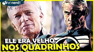 CAPITÃO AMÉRICA (STEVE ROGERS) VAI VOLTAR NO UCM