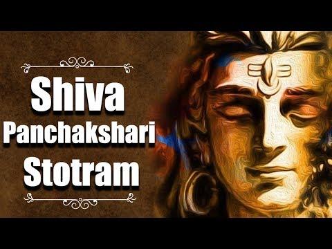 Lord Shiva Songs - Nagendra Haraya Trilochanaya - Shiva Panchakshari...