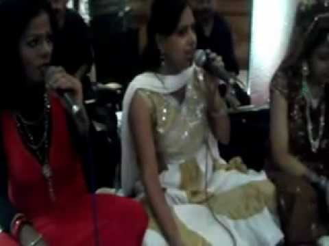 Ladies Sangeet Banna By Bobby   Ji 09871729850, 09871299955. video