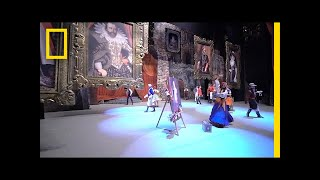See Inside Russia's Famed Mariinsky Ballet Theatre | National Geographic