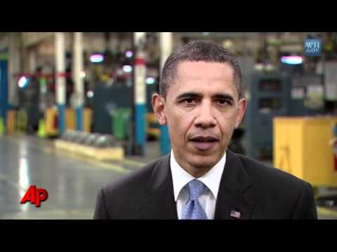 Weekly Obama Address: Job Creation