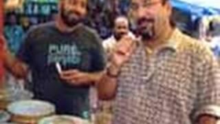 Rocky, Mayur on a food trip to Bhubaneshwar