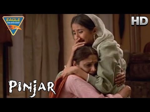 Pinjar Movie || Urmila Get Sandali Sinha Secretly || Urmila Matondkar, Sanjay || Eagle Hindi Movies
