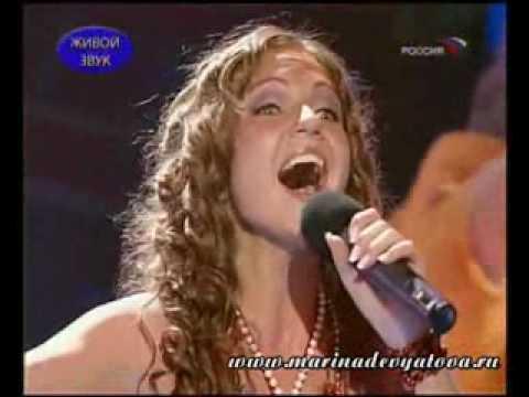 """Марина Девятова и """"НА - 3"""" (первое выступление)"""