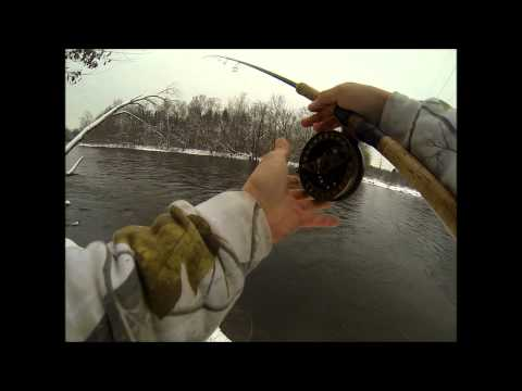Float Fishing Steelhead - Salmon River