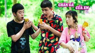 Green Apple TV: My Chicken Feet - The Fateful Meeting Helps Pepper Have A Good Life