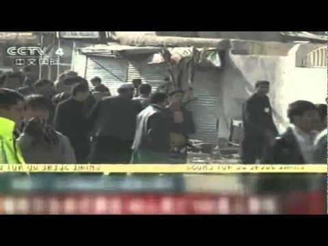 Китайские мусульмане протестуют