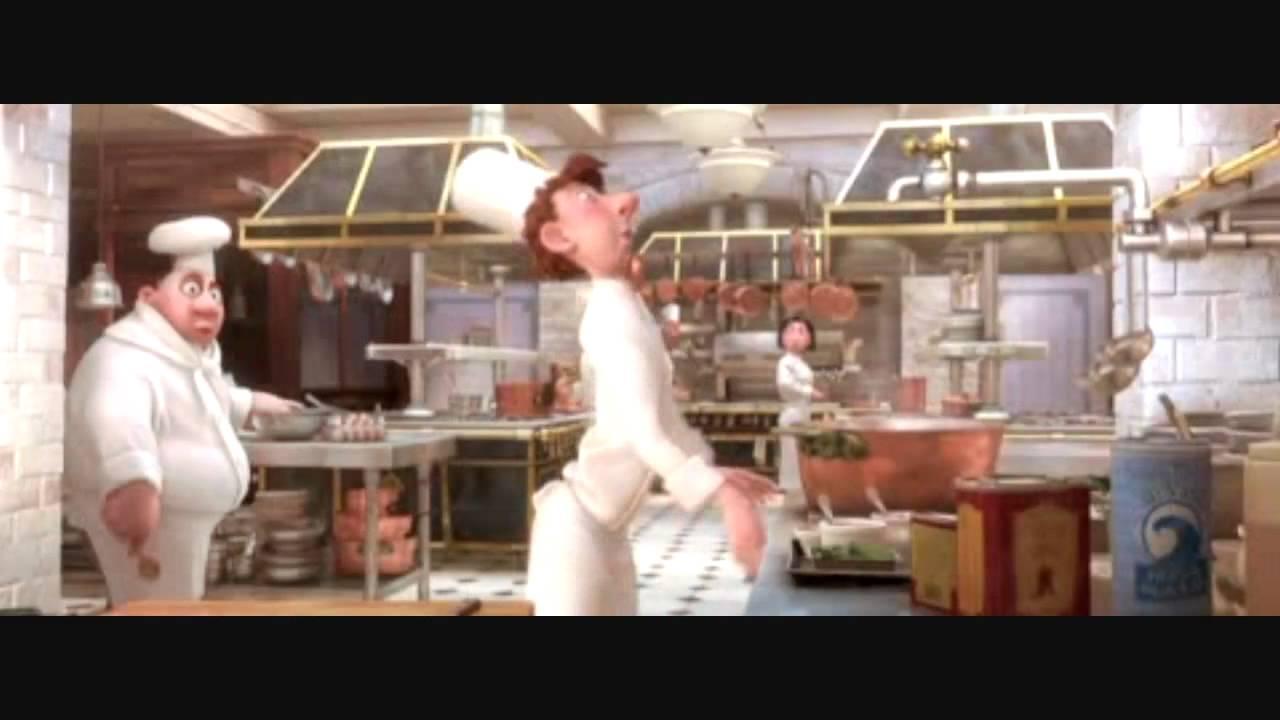 Ratatouille trailer italiano youtube