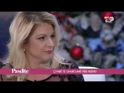 Pasdite ne TCH, 20 Dhjetor 2016, Pjesa 1 - Top Channel Albania - Entertainment Show