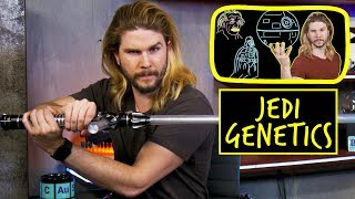Jedi Genetics Make Sense | Because Science Footnotes