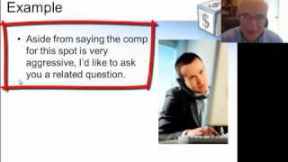 Lou Adler Recruiting Tip - How to Handle the Question - What's the Compensation?