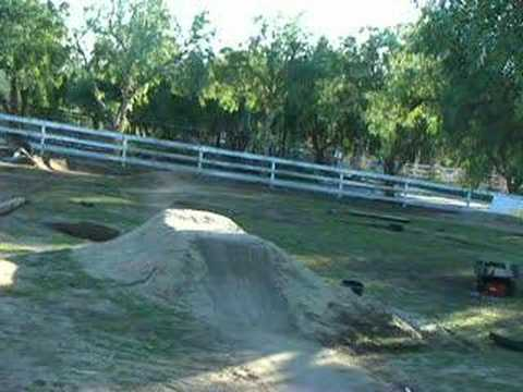 BMX Biking How to Build BMX Dirt Jumps