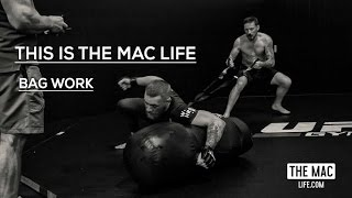 Conor McGregor: This Is The Mac Life  Resistance Training Drill
