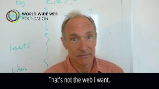 Web Inventor Tim Berners-Lee calls us all to action on Net Neutrality