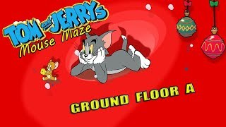 TOM AND JERRY - MOUSE MAZE GROUND FLOOR A. Fun Tom and Jerry 2019 Games. Baby Games