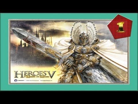Heroes V Повелители орды - Дуэли - Вкус победы