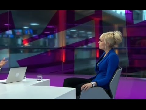 Vicky Beeching & Scott Lively debate religion & sexuality on UK prime-time news show Channel 4 News