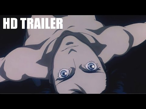Ghost In The Shell Trailer HD (Anime 1995)