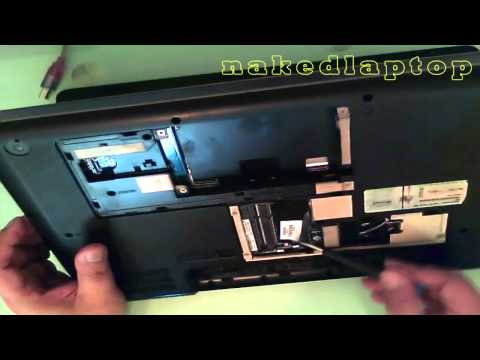 How to disassemble HP Pavilion G62 Laptop the Easy Way!