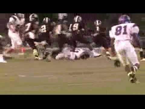 Marlboro: Malcolm thomas fumble return for a touchdown