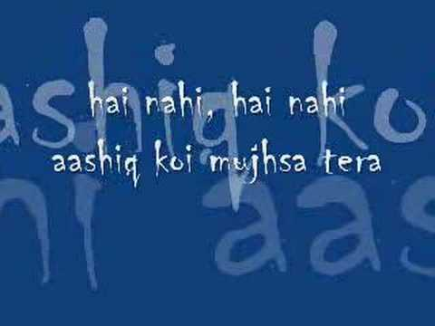 Zara Sa(lyrics)(movie-jannat)