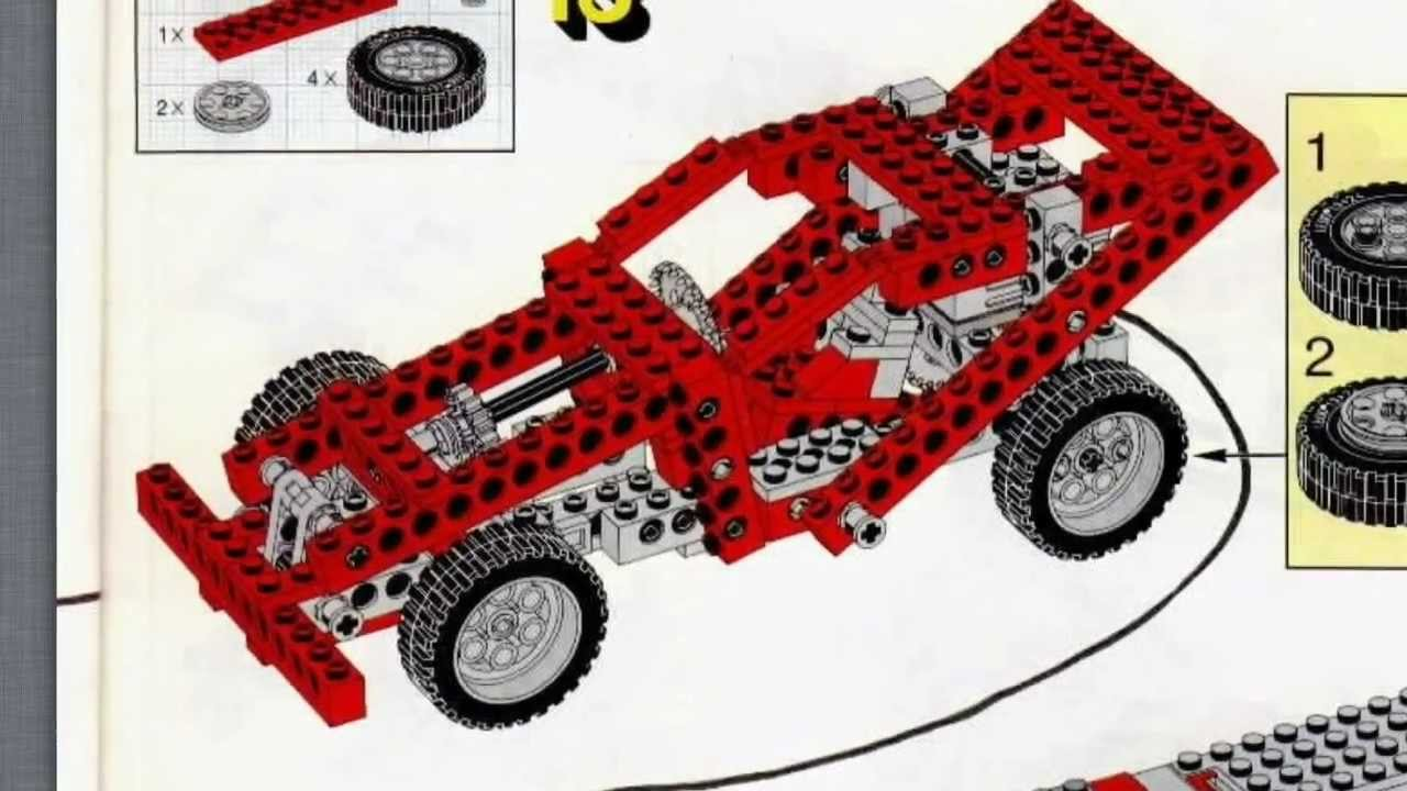 lego history hd lego technic motorized universal