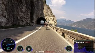 Garmin 30 Minute Cycling Training 21 tunnel Workout Italy Full HD