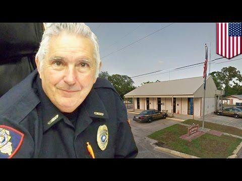 Louisiana police chief, pinagsamantalahan ang isang walang malay na babae!