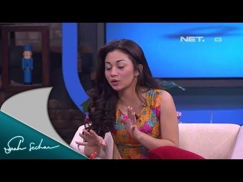 Sarah Sechan - Ariel Tatum Bukan Artis Jaim