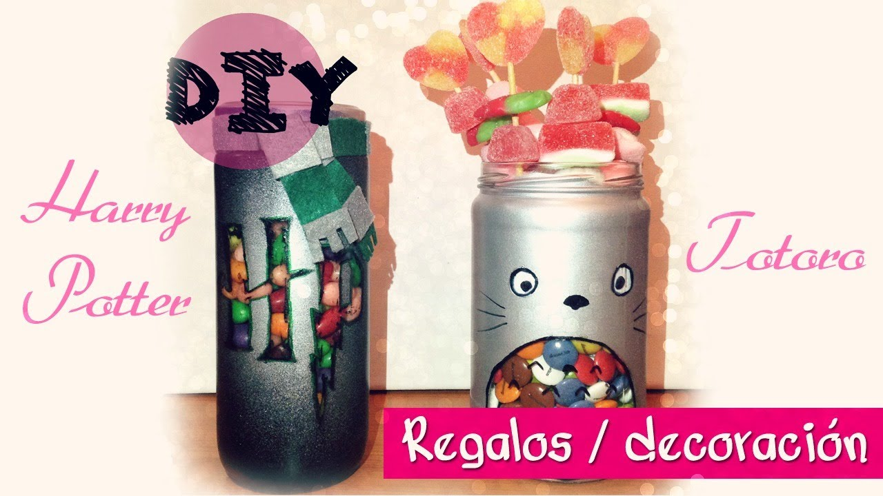 Diy ideas para regalos f ciles y baratos decoraci n san - Regalos faciles para cumpleanos ...