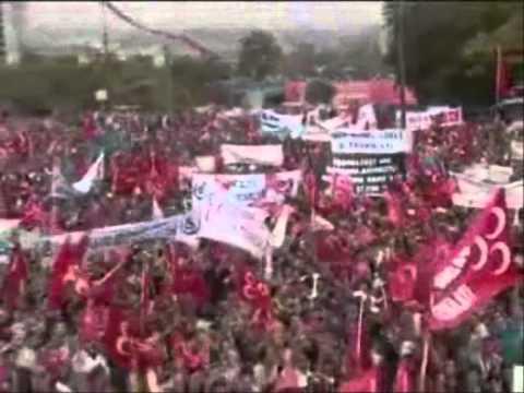 MHP 2015 - Uyan Artık Türkiyem !!! - YENI Seçim Şarkısı
