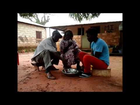 CRS Guinea-Bissau: Bush Meat and Ebola Prevention - Ciclo De Transmissao Do Virus Do Ebola