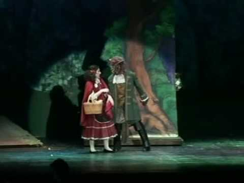 Into the Woods 3 - Act 1: Cinderella at the Grave & Hello Little Girl Video