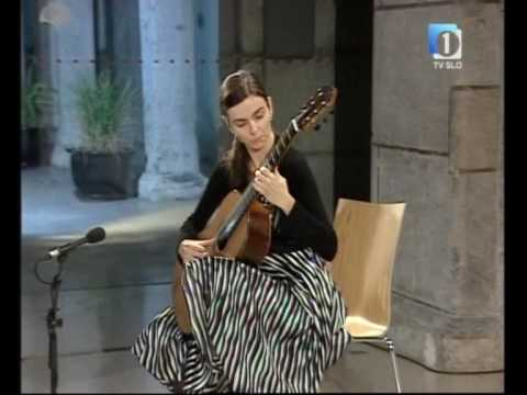 El Marabino by Antonio Lauro (Sanja Plohl, guitar)