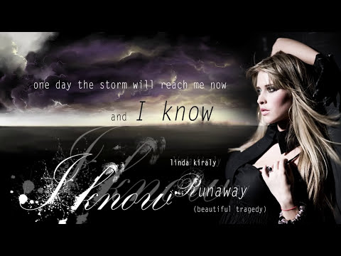 Linda Kiraly - RUNAWAY (Beautiful Tragedy) (Lyric video)
