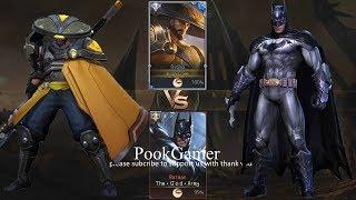 [ROV] - Ryoma Vs Batman Wie denk je dat zal winnen?