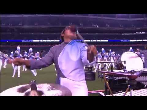 Blue Knights performance from Drums Along the Rockies