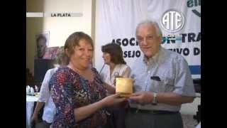 15-09-2012 Entrega de medallas en La Plata