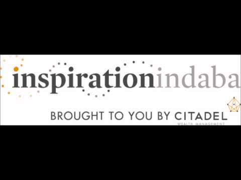 Be inspired at the 2015 Inspiration Indaba (radio advert)