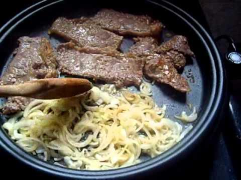 Como assar carne no forno eletrico