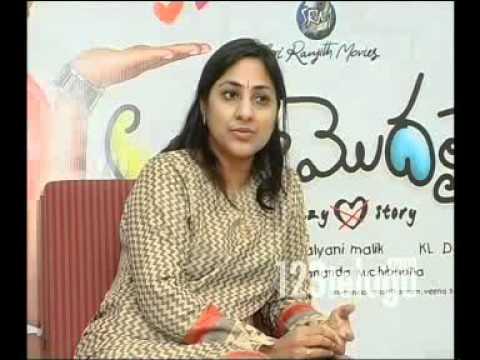 Rohini Interview -123telugu- Rohini video