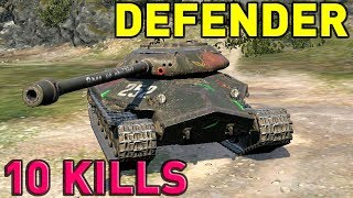 Defender - 6.6K Damage -  10Kills | World of Tanks