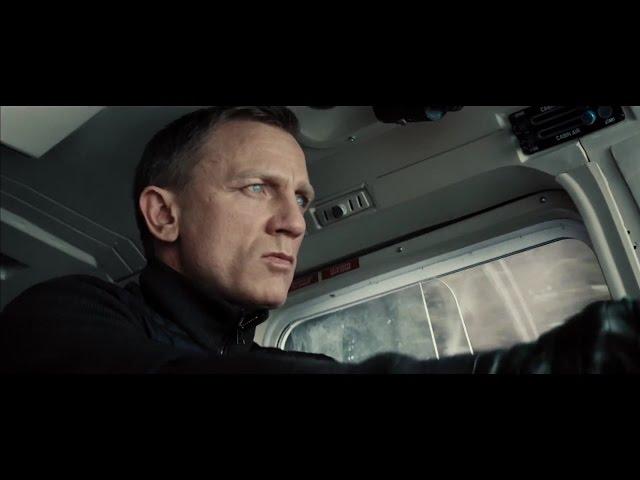007 스펙터 - 2차 공식 예고편 (한글자막)