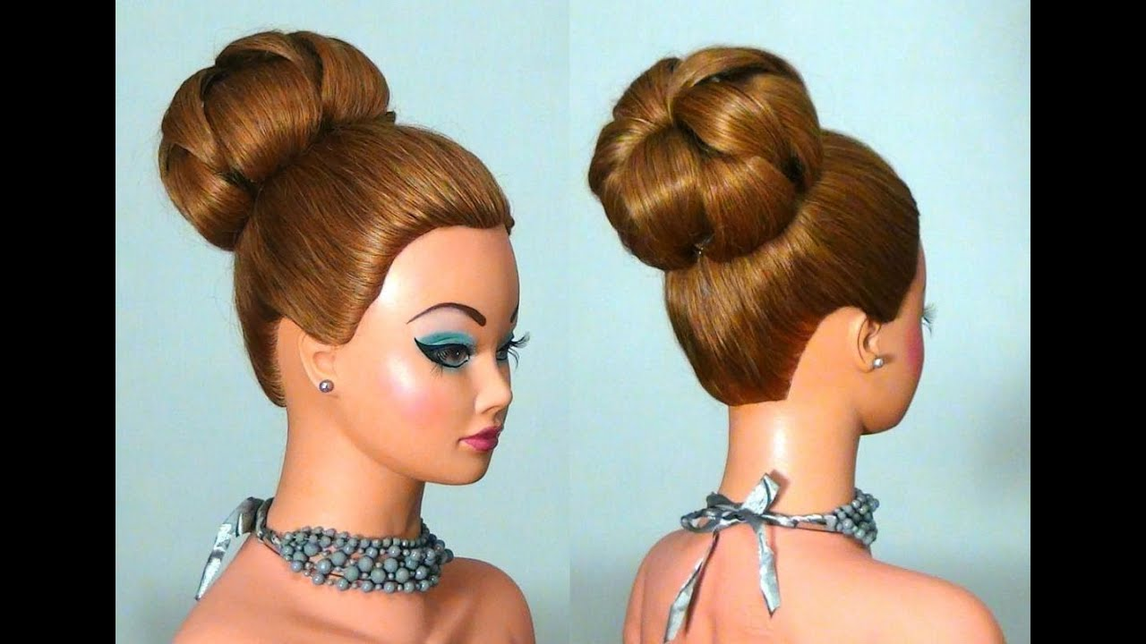Hair Style Videos Youtube: Прическа на длинные волосы: Букли. Hairstyle For Long Hair