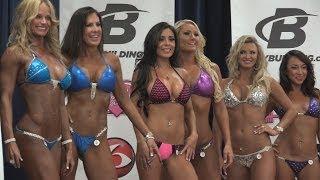 Lauren Powers Bikini Contest in 4K