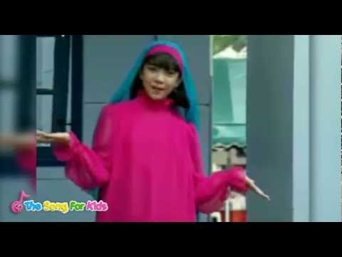25 Nabi - Dhea Ananda - The Song For Kids Official video