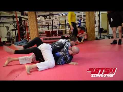 Denny Prokopos 10th Planet Jiu Jitsu: Guillotine Choke Half Guard Pass Image 1