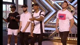 Download Lagu Simon Stops Them, Then Their Original Track Blows Everyone Away! | Audition 1 | The X Factor UK 2017 Gratis STAFABAND